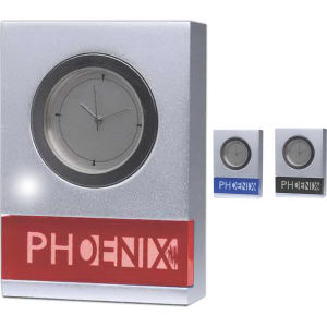 Promotional Desk Clocks-B-18M