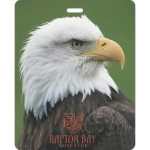 Promotional Golf Bag Tags-HTW-4050G