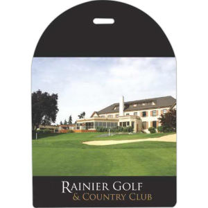 Promotional Golf Bag Tags-HTW-3551G