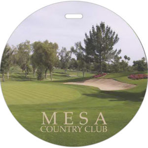 Promotional Golf Bag Tags-HTW-4000G