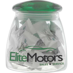 Promotional Apothercary/Candy Jars-1360