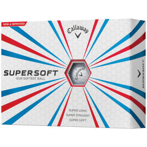 Promotional Golf Balls-SUPERSOFT-FD