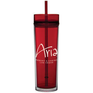 Promotional Drinking Glasses-TUBE