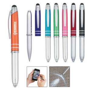 Ballpoint Stylus Pen with