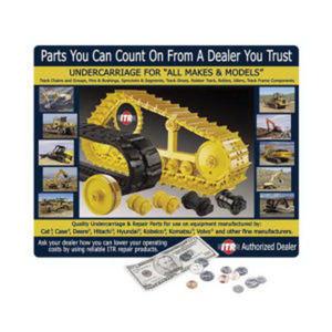 Promotional Identification Miscellaneous-NP1620 Mat
