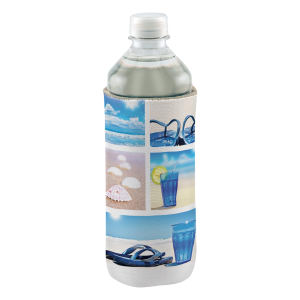 Full Color Neoprene Bottle