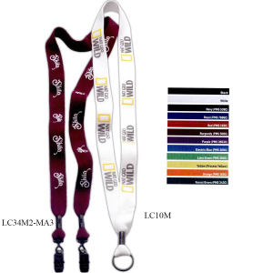 Promotional Lanyards-LC10M