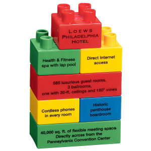 Promotional Executive Toys-PBTOWER