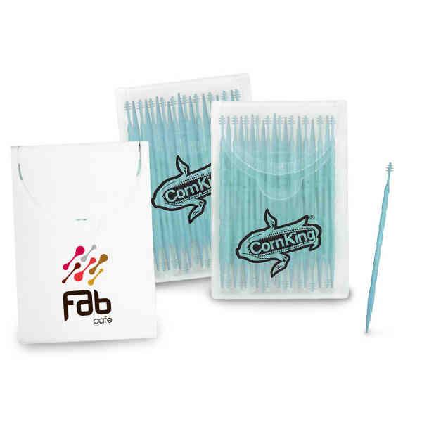 20 FDA-certified toothpicks in