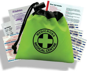 Promotional First Aid Kits-DS551