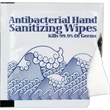 Promotional Antibacterial Wipes-WW1