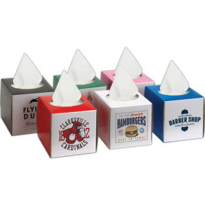 Promotional Tissues/Towelettes-TISBOX