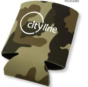 Promotional Beverage Insulators-PCHCAMO