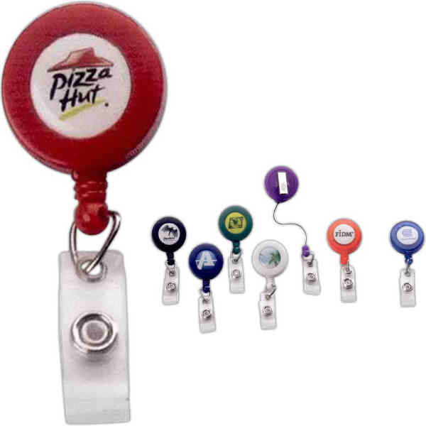 Retractable Badge Reel with