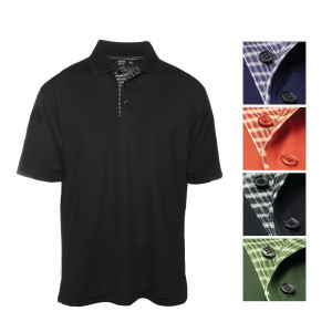 Promotional Polo shirts-1345-AQD
