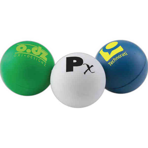 Rubber ball made from