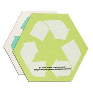 Jumbo Recycle-Symbol Jar Opener,