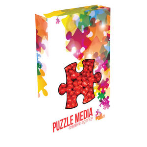 Promotional -PUZZ-BOX-RED