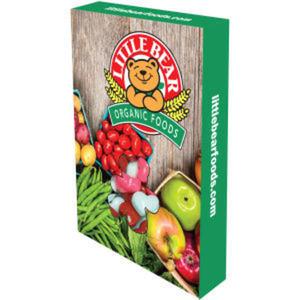 Promotional Candy-BEAR-BOX-HEART
