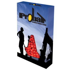 Promotional -CONE-BOX-RED