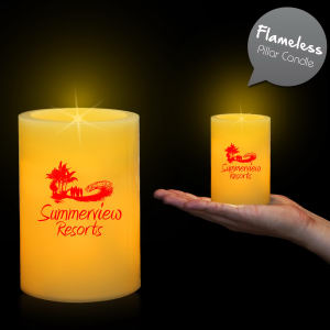 Promotional Candles-LIT925