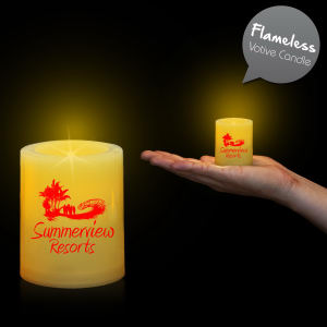 Promotional Candles-LIT926