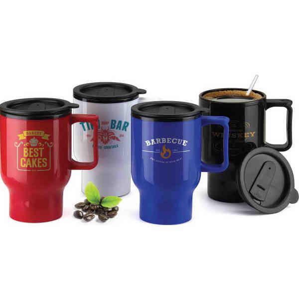 BPA free travel mug