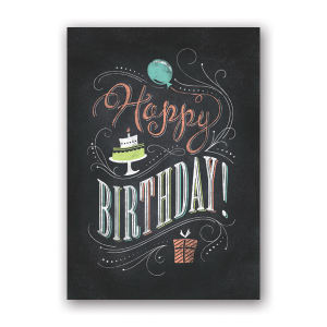 Promotional Greeting Cards-XH36566FC