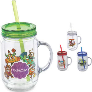 Promotional Glass Mugs-FP-95VP