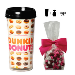 Promotional Plastic Cups-MUG-HEARTS