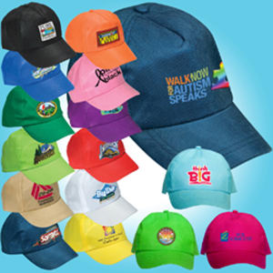 Promotional Baseball Caps-PL-4290