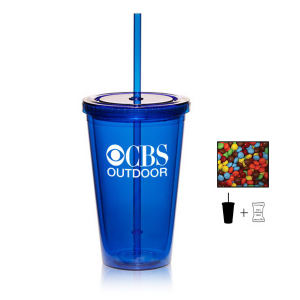 Promotional Plastic Cups-TUMBLER-CANDY