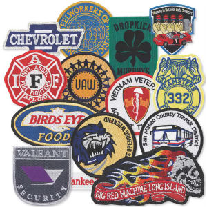 Promotional Patches-EP1