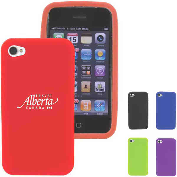 Silicone Shell for iPhone
