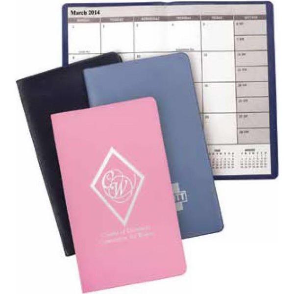 Sunday Monthly Pocket Planner