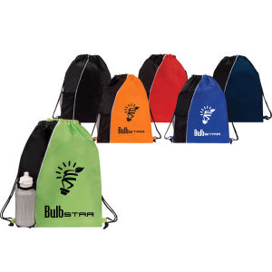 Promotional Drawstring Bags-BACKPACK E190