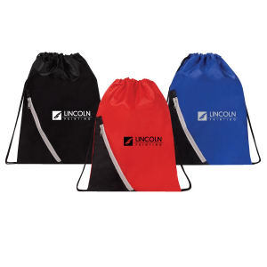 Promotional Drawstring Bags-BACKPACK E191