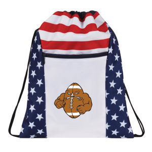Promotional Drawstring Bags-BACKPACK E193