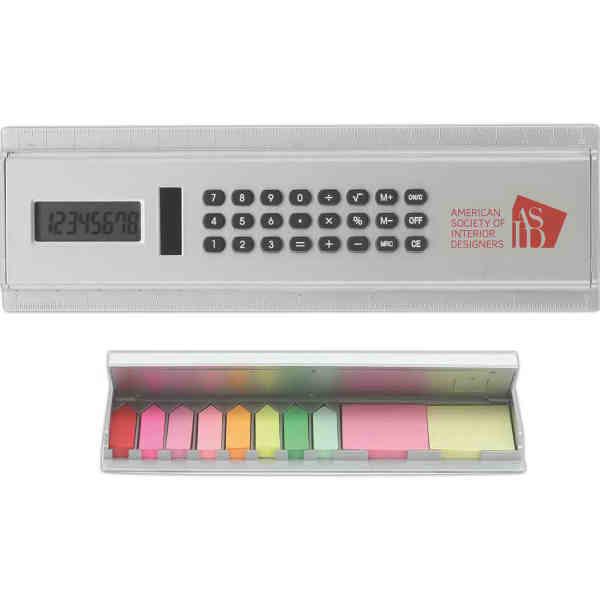 Solar Calculator Ruler with