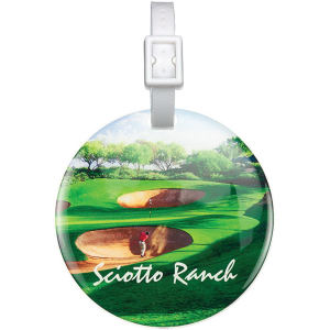 Promotional Golf Bag Tags-0315D