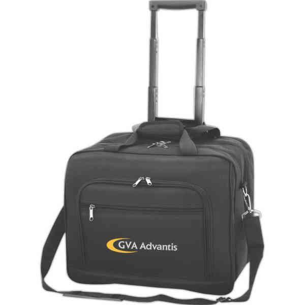 Wheeled laptop case, 16