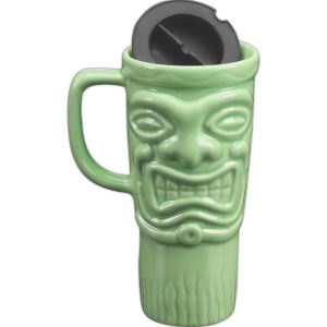 16 oz. Ceramic Tiki