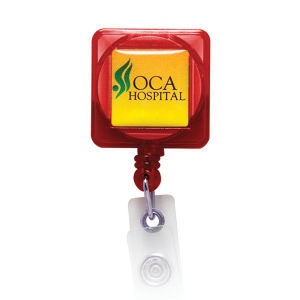 Promotional Retractable Badge Holders-BH101