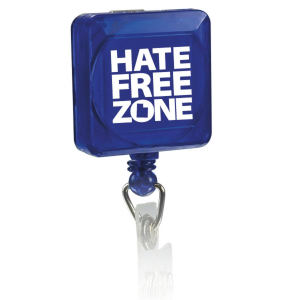 Promotional Retractable Badge Holders-BH107