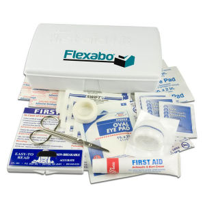 Family medical kit, deluxe,