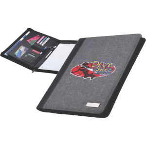 Promotional Zippered Portfolios-SZ697