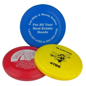 Five inch flying disc