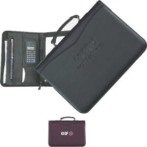 Promotional Zippered Portfolios-S700