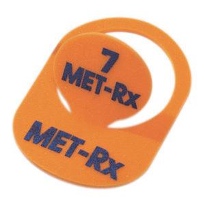 Foam visor with oval