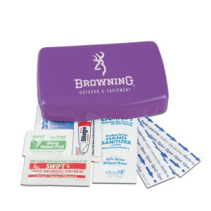 Outdoor kit, contains Blistex